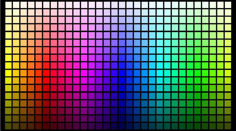 Qué son los colores html en