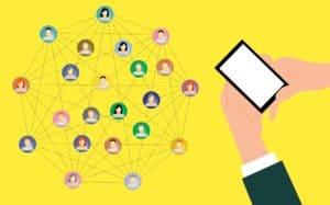 redes sociales marketing digital