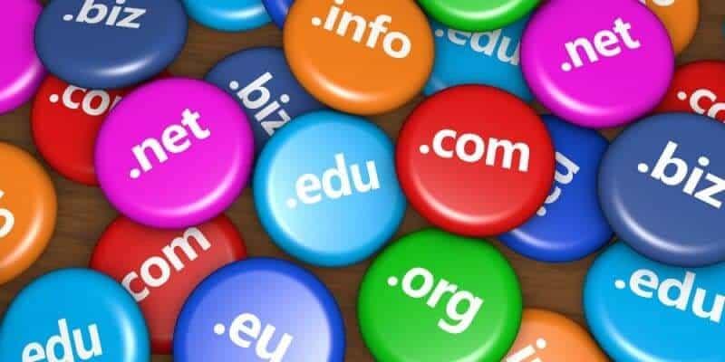 Existen diferentes tipos de dominio 1