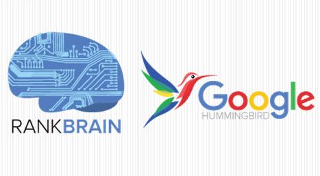 RankBrain Hummingbird Google SERP Algorithm