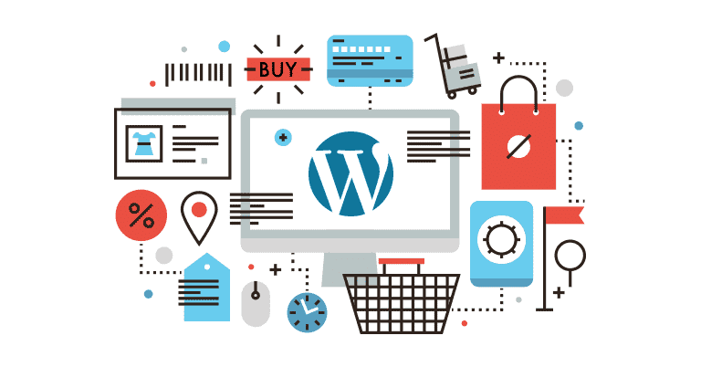 WordPress Plugin Ecommerce Website