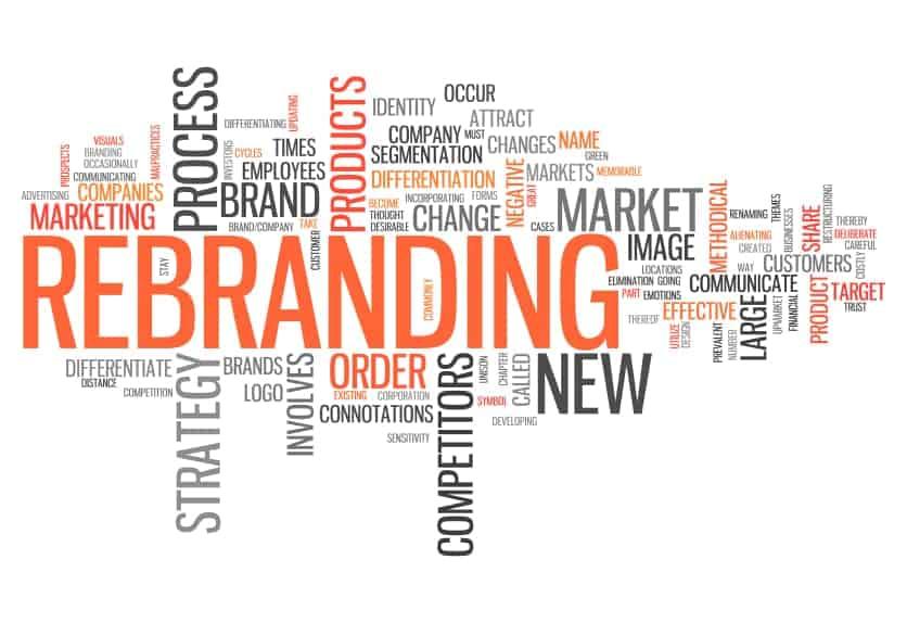 qué es rebranding