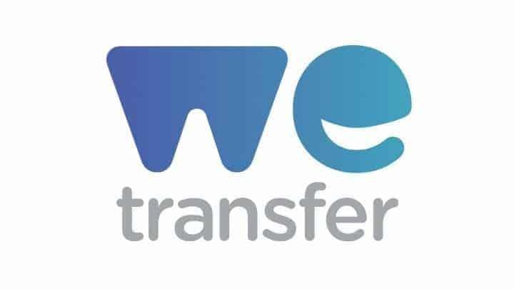 wetransfer logo