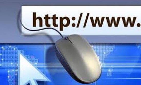 Las URL usan una nomenclatura especifica para ser escritas