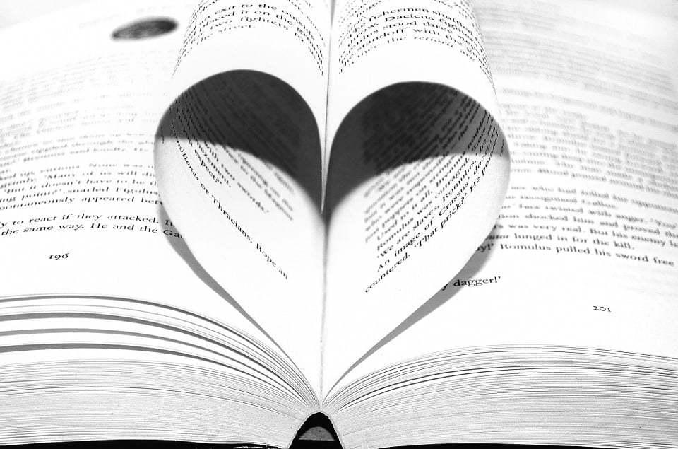 imagen de corazon romantico